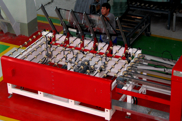 Printing Line With Uv Dryer 6