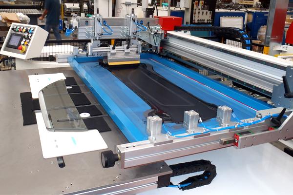 Semi Automatic Printing Line (1)