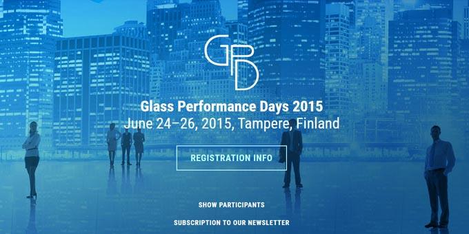 Glass Performances Days Finland