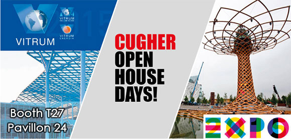 3 Incredible Reasons To Be Part Of: Vitrum, Open House Day And Expo 2015
