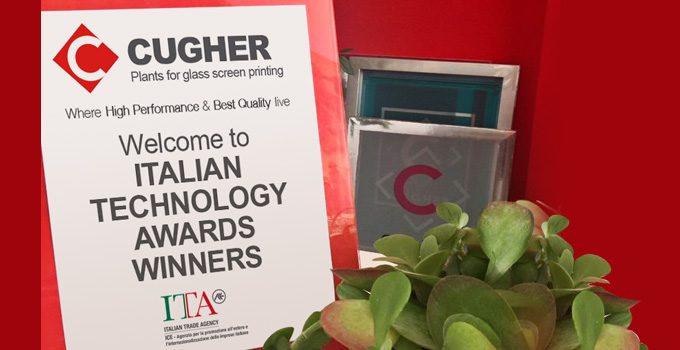 Cugher Glass E Gli Italian Technology Awards: L'eccellenza Tecnologica Guarda Al Futuro Dell'industria Internazionale