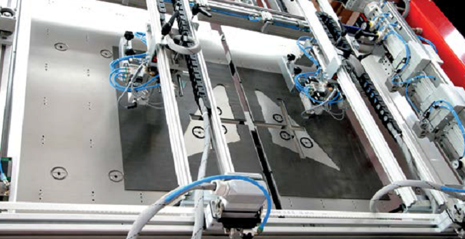 ENHANCED PRODUCTIVITY FOR AUTOMOTIVE GLASS PRINTING SPECIALISTS