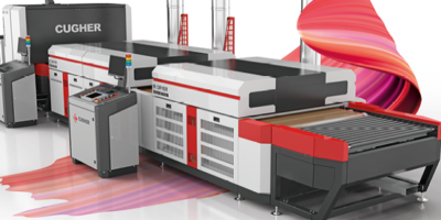"CUGHER DRYERS: THE ""WINNING CHOICE"" FOR SILK SCREEN AND DIGITAL PRINTING"