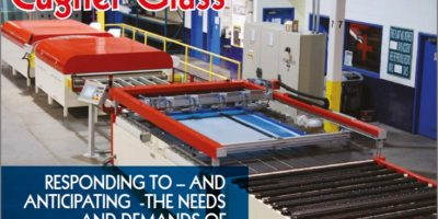 RESPONDING TO – AND ANTICIPATING -THE NEEDS AND DEMANDS OF FLAT GLASS SOLUTIONS
