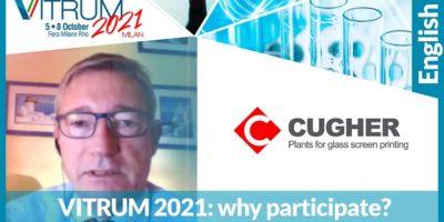 CUGHER PARTECIPA A VITRUM 2021
