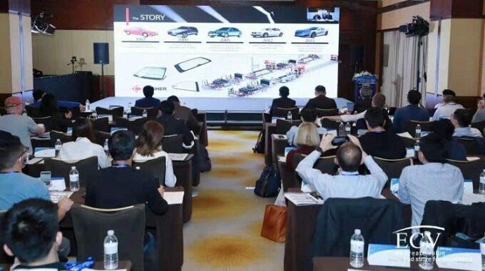 "CUGHER PRESENTA A ""CHINA VEHICLE GLAZING INNOVATION SUMMIT 2021"""