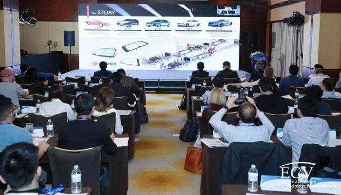 "CUGHER PRESENTS AT ""CHINA VEHICLE GLAZING INNOVATION SUMMIT 2021"""